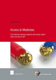 Access to Medicines by Jennifer Sellin