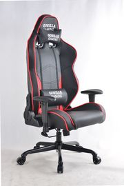 Gorilla Gaming Alpha Chair - Red & Black for  image