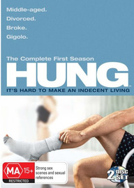 Hung - Season 1 (2 Disc Set) on DVD