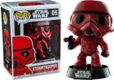 Star Wars: Stormtrooper (Red Ver.) Pop! Vinyl Figure