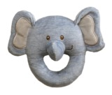Gund: Playful Pals - Elephant Rattle