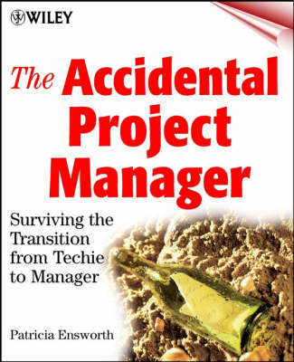 The Accidental Project Manager by Patricia Ensworth image