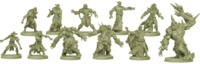 Zombicide: Green Horde - Board Game image