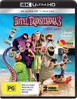 Hotel Transylvania 3: A Monster Vacation on UHD Blu-ray