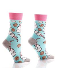 Milk & Cookies Women's Crew Socks