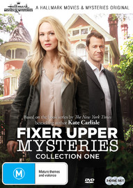 Fixer Upper Mysteries Collection 1 on DVD