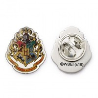 Harry Potter: Hogwarts House Crest Pin Badge