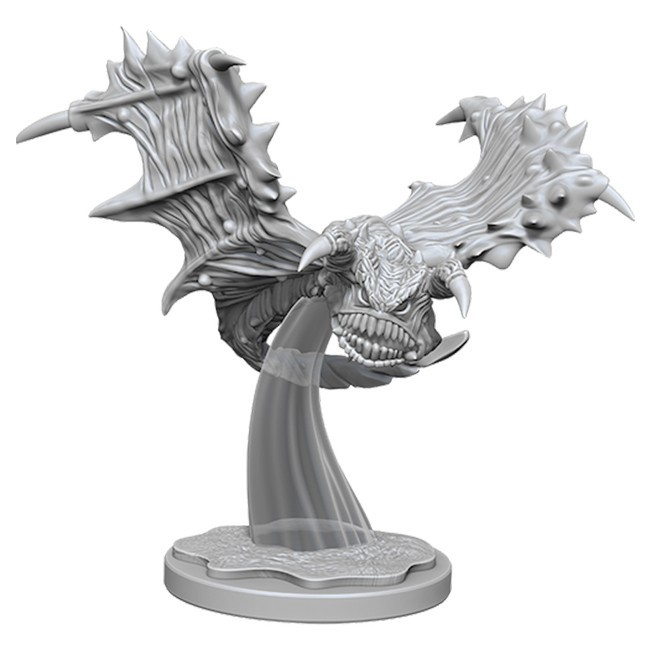 Pathfinder Deep Cuts: Unpainted Miniature Figures - Flying Ray image