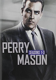 Perry Mason Collection One - Seasons 1-3 on DVD