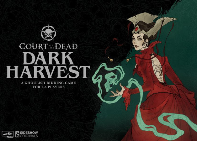 Court of the Dead: Dark Harvest - Card Game