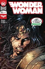 Wonder Woman - #753 (Cover A) by Steve Orlando
