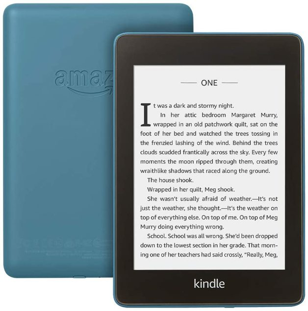 "Amazon Kindle Paperwhite (2018) 6"" Wifi 8GB - Twilight Blue"