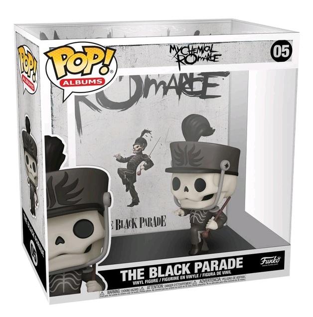 My Chemical Romance - Black Parade Pop! Album