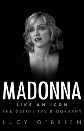 Madonna: Like an Icon by Lucy O'Brien image