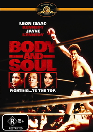 Body And Soul on DVD image