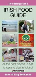 The Bridgestone Irish Food Guide by John McKenna image