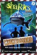 Mythbusters - Sharks Special on DVD