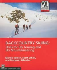 Backcountry Skiing by Martin Volken