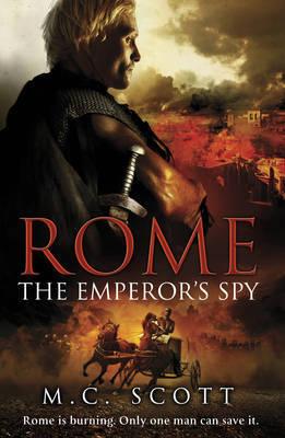 The Fire of Rome by Manda Scott