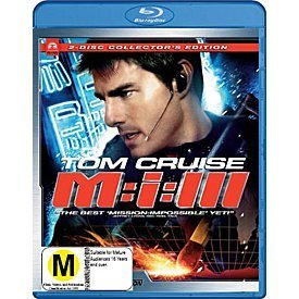 Mission - Impossible III on Blu-ray