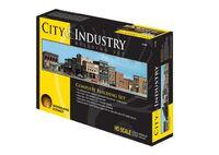 Woodland Scenics City & Industry Building Set HO Scale
