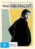 The Mentalist - The Complete Sixth Season DVD