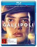 Gallipoli on Blu-ray