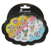 Toki Doki: Stickers