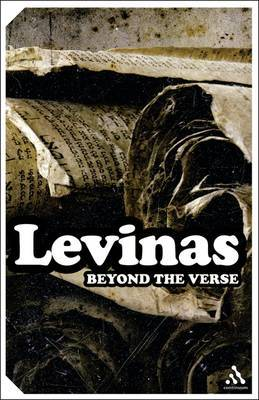 Beyond the Verse by Emmanuel Levinas