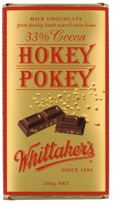 Whittakers Hokey Pokey Block (250g)