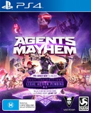 Agents of Mayhem Day 1 Edition for PS4