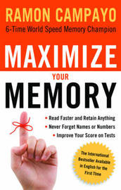 Maximize Your Memory by Ramon Campayo image