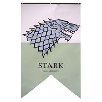 Game of Thrones - Stark Sigil Banner