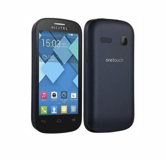 Alcatel Pop C3 Smartphone - 4GB (Black)