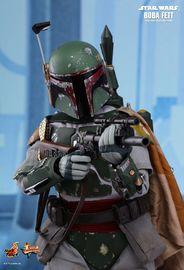 "Star Wars: Episode V - Boba Fett (Deluxe Ver.) - 12"" Articulated Figure"
