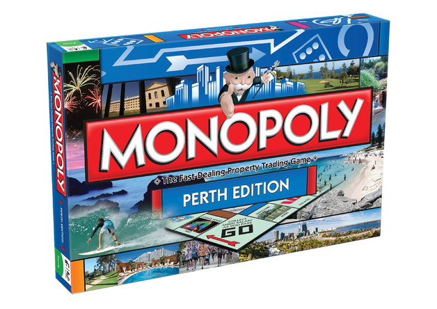 Monopoly: Perth Edition