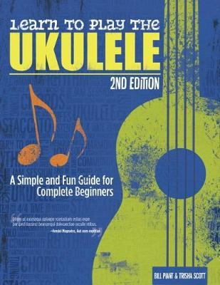 Learn to Play the Ukulele, 2nd Ed by Bill Plant image