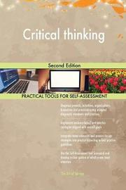 Critical thinking Second Edition by Gerardus Blokdyk image