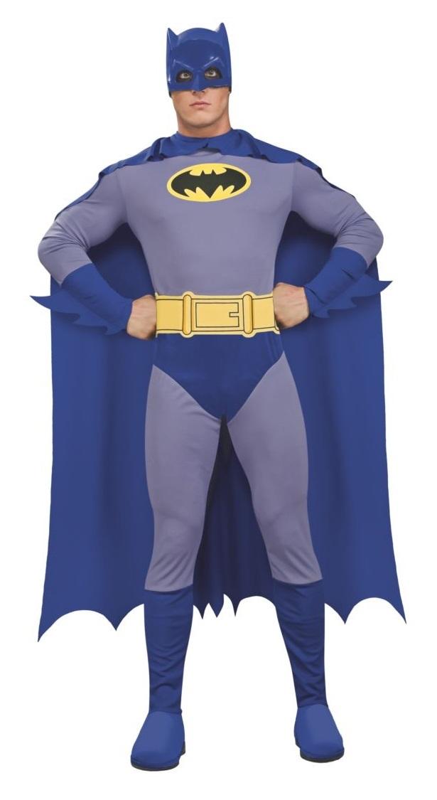 DC Comics: Batman (Brave & Bold) - Men's Costume (Medium) image
