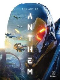 The Art Of Anthem Limited Edition by Bioware