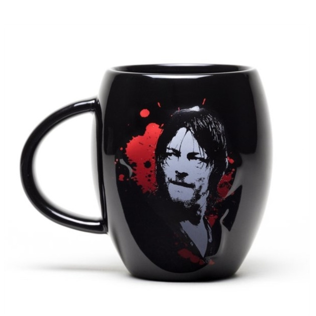 Walking Dead Daryl Oval Mug