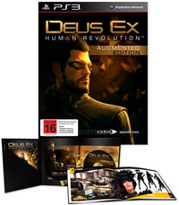 Deus Ex: Human Revolution Augmented Edition for PS3