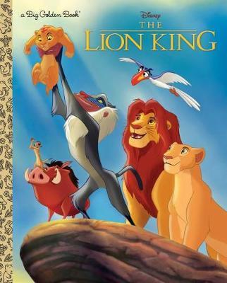 The Lion King (Disney the Lion King) by Jennifer Liberts