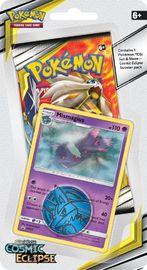 Pokemon TCG: Cosmic Eclipse Collectors Checklane Blister- Mismagius image
