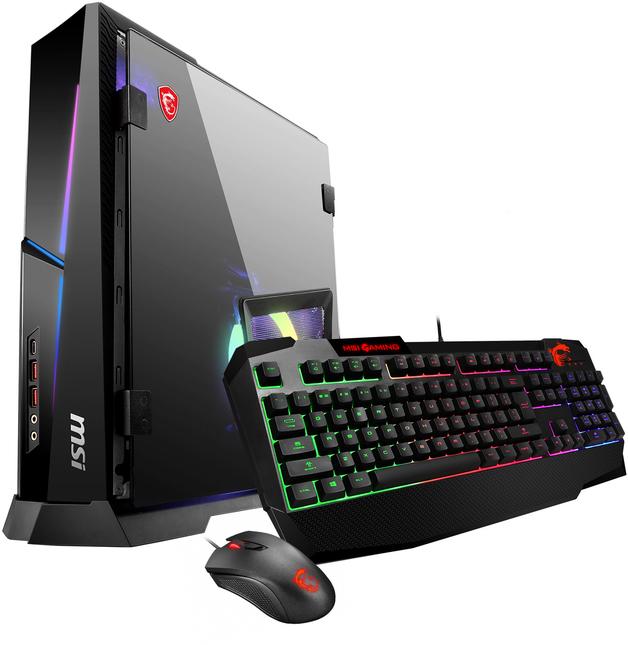 MSI Trident X Plus 9th i9 32GB 2080 TI 2TB Gaming Desktop