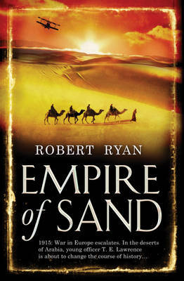 Empire of Sand by Robert Ryan image