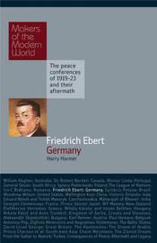 Friedrich Ebert by Harry Harmer