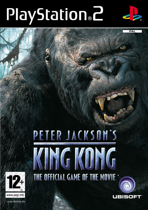 Peter Jackson's King Kong for PS2