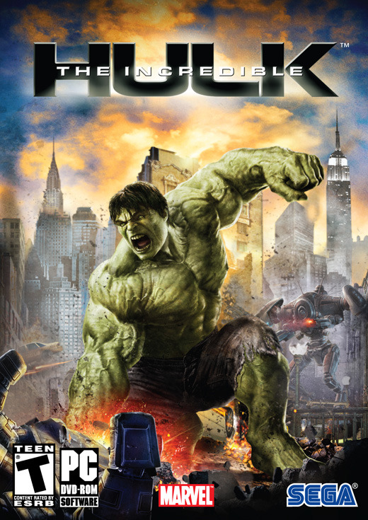 The Incredible Hulk for PC Games
