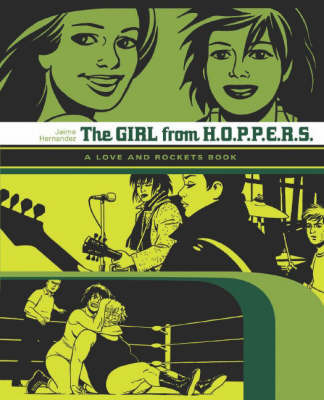 Love and Rockets by Jaime Hernandez